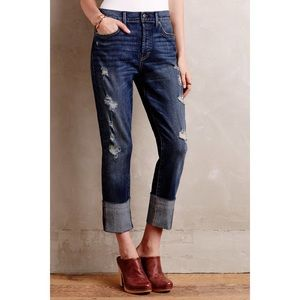 Cute pair of jeans from Anthropologie!